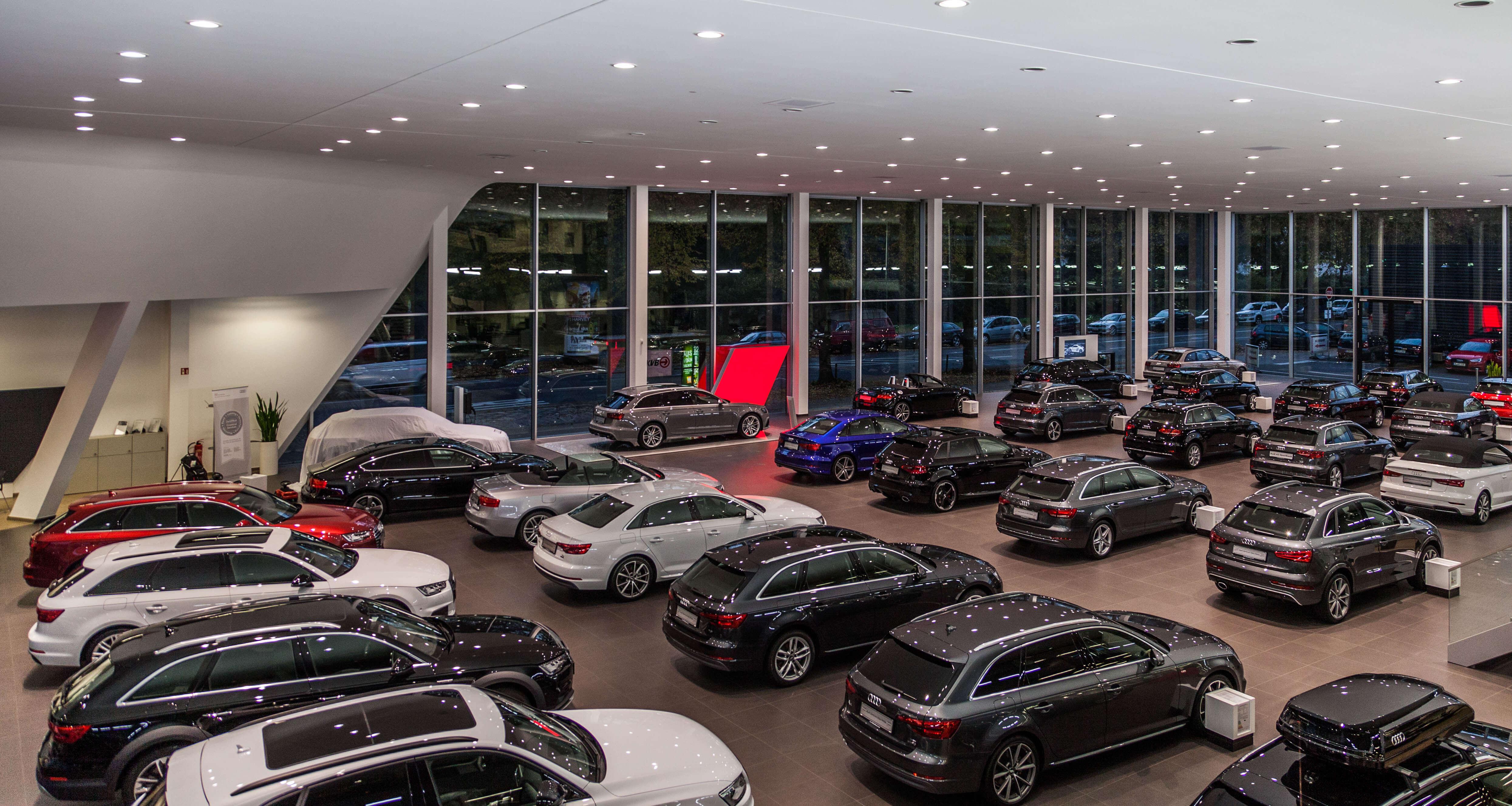 Audi Zentrum Köln-Mitte