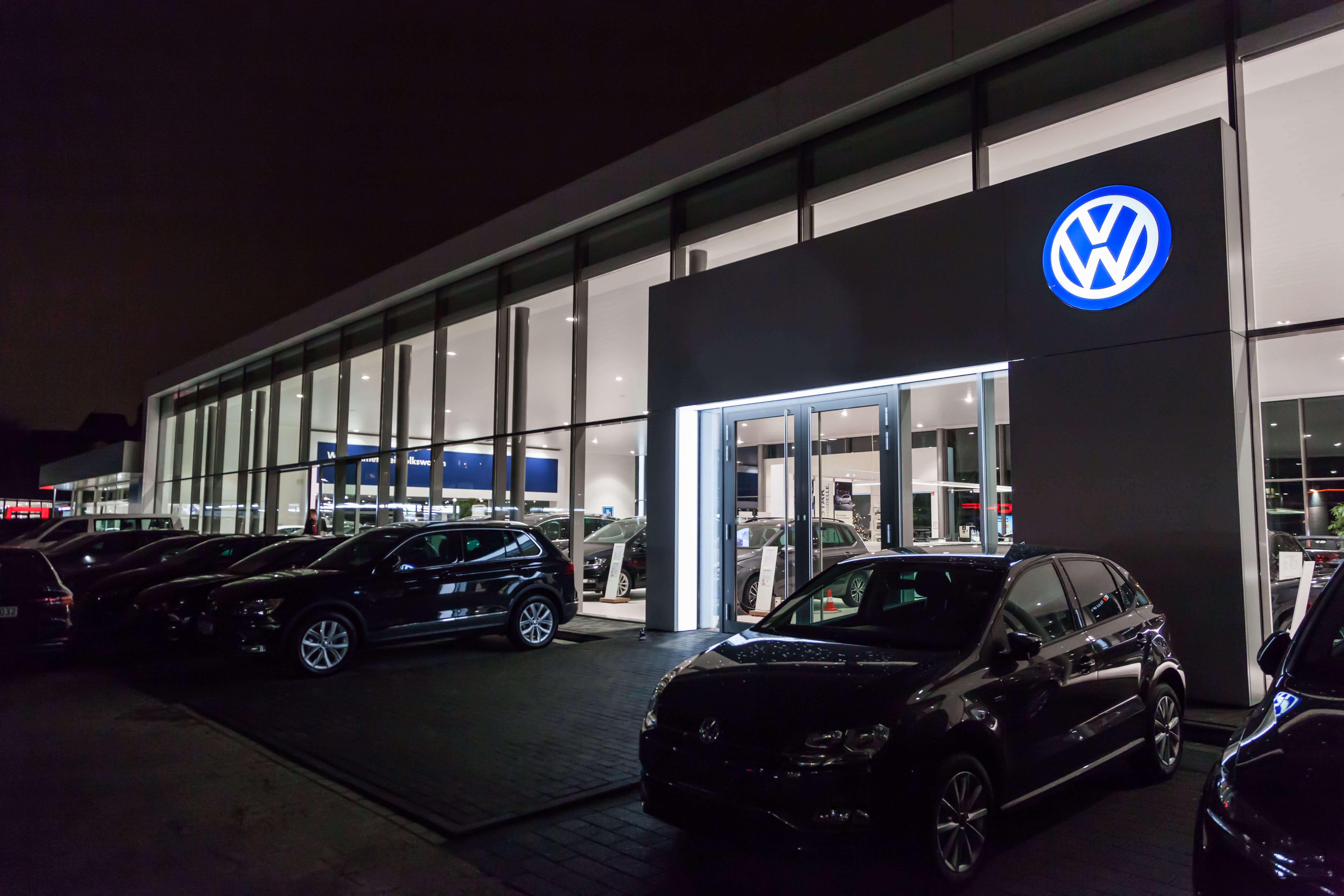 VW Aachen